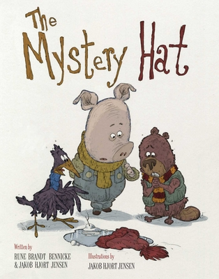 The Mystery Hat Cover Image