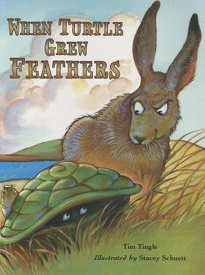 When Turtle Grew Feathers: A Folktale from the Choctaw Nation Cover Image