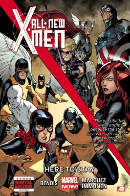 All-New X-Men, Volume 2 Cover