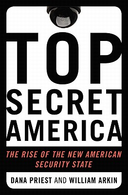 Top Secret America Cover