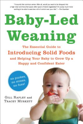 Cover for Baby-Led Weaning