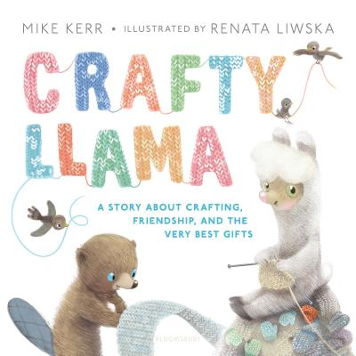 Crafty Llama by Mike Kerr