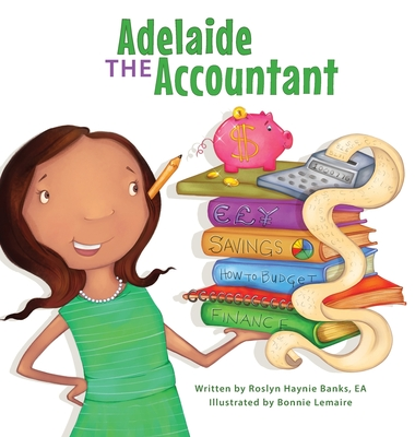 Adelaide the Accountant Cover Image