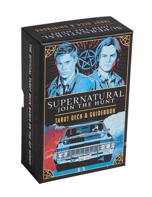 Supernatural Tarot Deck and Guidebook Cover Image