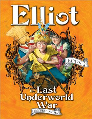 Elliot and the Last Underworld War Cover