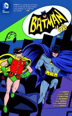 Batman '66, Volume 1 Cover