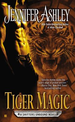 Tiger Magic (A Shifters Unbound Novel #5) Cover Image