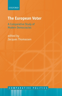 The European Voter Cover Image