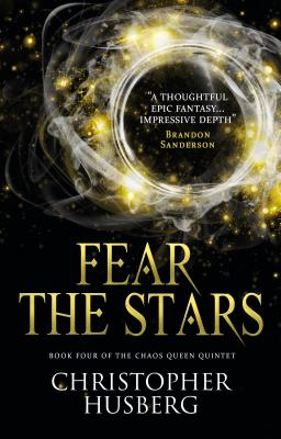 Chaos Queen - Fear the Stars (Chaos Queen 4) Cover Image