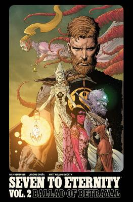 Cover for Seven to Eternity Volume 2