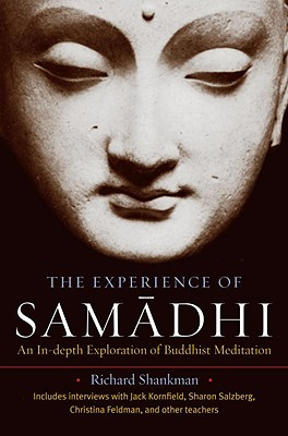 The Experience of Samadhi Cover