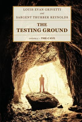 The Testing Ground - The Cave Cover Image