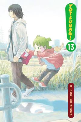 Yotsuba&!, Vol. 13 Cover Image