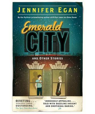 Emerald City: Stories Cover Image