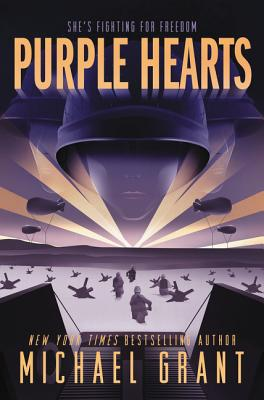 Purple Hearts (Front Lines #3) Cover Image