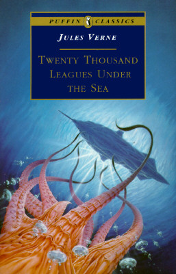 Twenty Thousand Leagues Under the Sea (Puffin Classics) Cover Image
