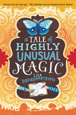 A Tale of Highly Unusual Magic Cover