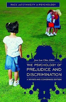The Psychology of Prejudice and Discrimination (Race and Ethnicity in Psychology) Cover Image