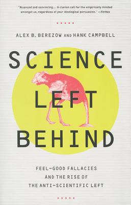 Science Left Behind Cover