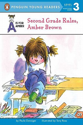 Second Grade Rules, Amber Brown (A Is for Amber #5) Cover Image