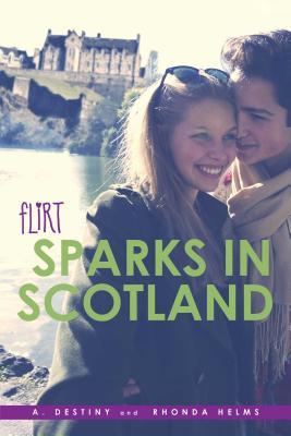 Sparks in Scotland Cover
