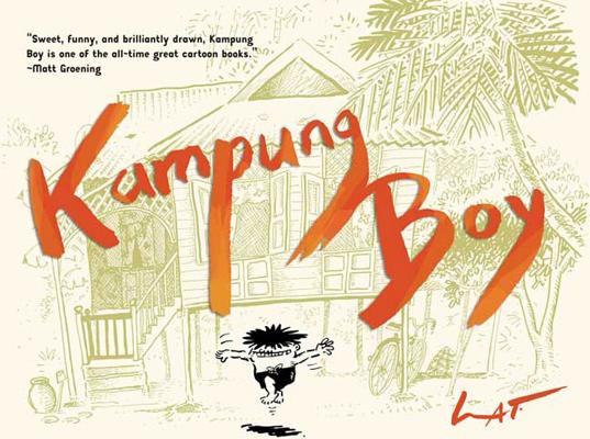 Kampung Boy Cover