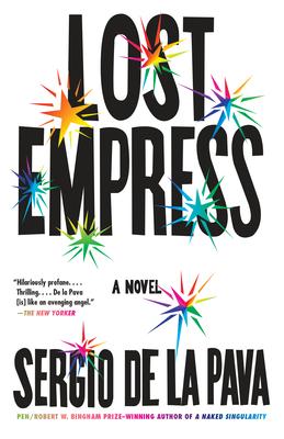 Lost Empress: A Novel Cover Image