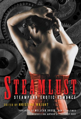 Steamlust Steampunk Erotic Romance Cover Image