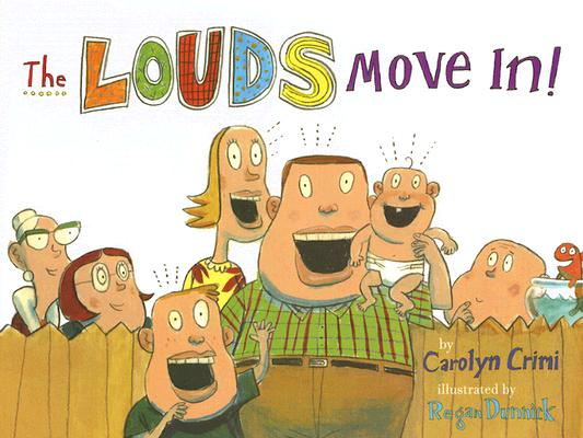 The Louds Move In! Cover