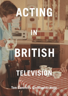 Acting in British Television Cover Image