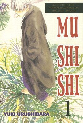 Mushishi 1 Cover