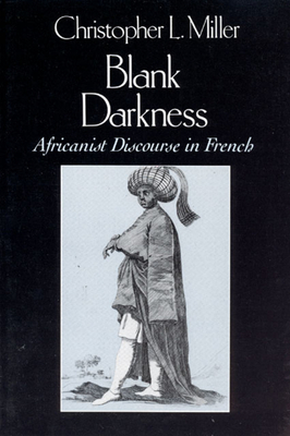Cover for Blank Darkness