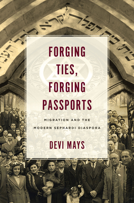 Cover for Forging Ties, Forging Passports