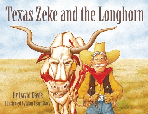 Texas Zeke and the Longhorn Cover Image