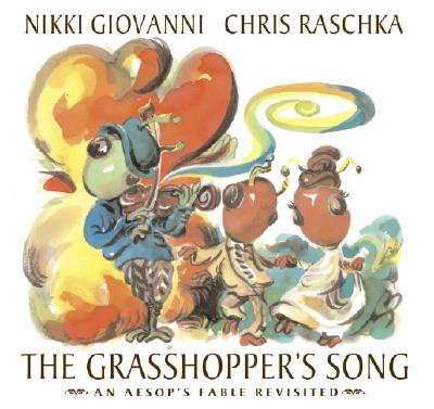 The Grasshopper's Song Cover