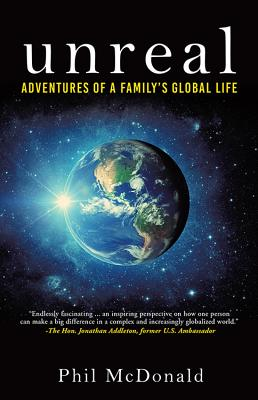 Unreal: Adventures of a Family's Global Life Cover Image