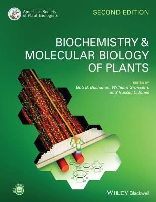Biochemistry and Molecular Biology of Plants Cover Image