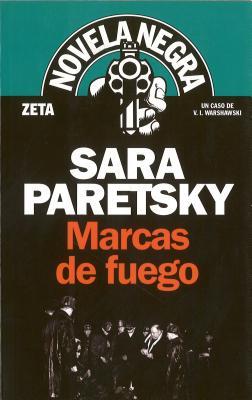 Marcas de Fuego = Burn Marks (Novela Negra) Cover Image