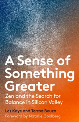 Cover for A Sense of Something Greater
