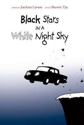 Black Stars in a White Night Sky Cover