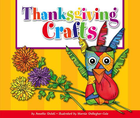 Thanksgiving Crafts (Holiday Crafts) Cover Image