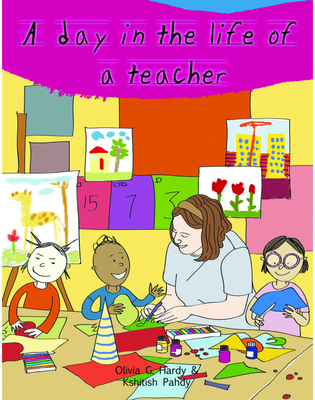 Cover for A Day in the Life of Professionals Teacher