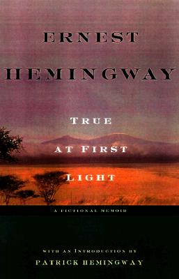 True at First Light Cover
