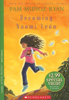 Becoming Naomi Leon Cover Image