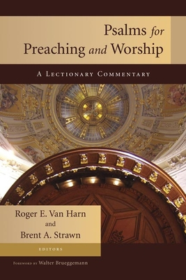 Psalms for Preaching and Worship Cover
