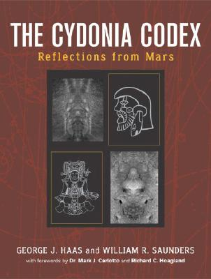The Cydonia Codex Cover