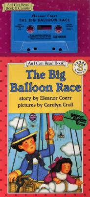 The Big Balloon Race Book and Tape Cover Image