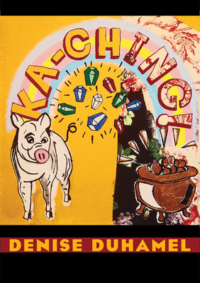 Cover for Ka-Ching! (Pitt Poetry Series)