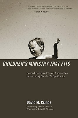 Children's Ministry That Fits Cover