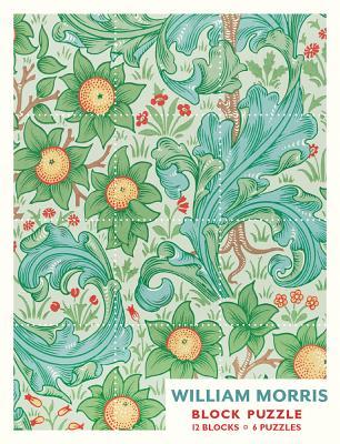 Bpz William Morris Cover Image